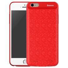 Baseus 3650 мАч power bank чехол для iphone 6 7 портативный powerbank резервное копирование дело батарея для iphone внешняя батарея защитный чехол