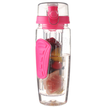Sport Fruit Infuser Water Bottles 900ml BPA Free