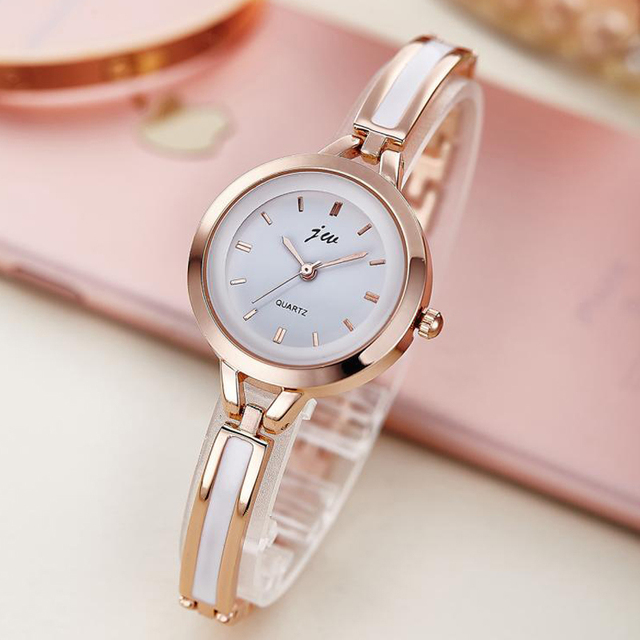 Small women s skeleton watch bruin blog for Small size womans watch
