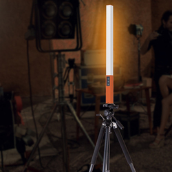 يده مصباح ليد التصوير المحمولة الجليد ضوء Cameras مع حقيبة حمل التحكم عن بعد أوسب تهمة الفيديو استوديو الإضاءة