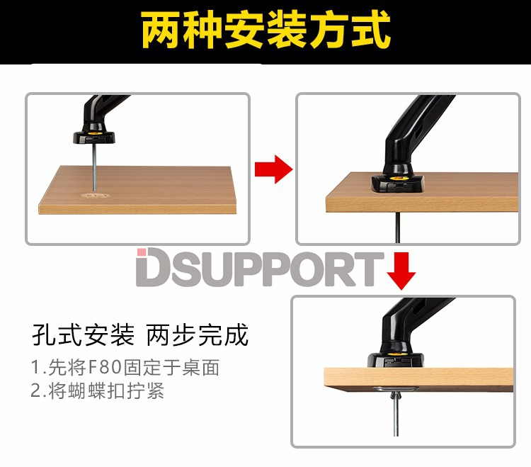 High Quality motion tv mount