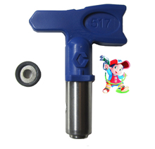 Professional Aftermarket tool airless paint sprayer nozzle tip 517/519 spare parts high quality