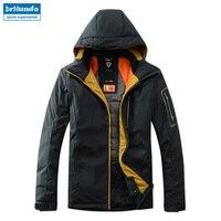 New Brand Ski Jacket Men Waterproof Warm Winter Snow Jackets Windproof Sportwear Male Cotton Skiing Coat Snowboarding Clothing