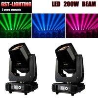 2 teile/los LED 200 w Sharpy strahl moving head licht LED 5r bühne licht power-in Bühnen-Lichteffekt aus Licht & Beleuchtung bei
