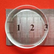 10pcs 30mm Diameter Optical Glass Focal Length -75mm Optics Double Concave Lens
