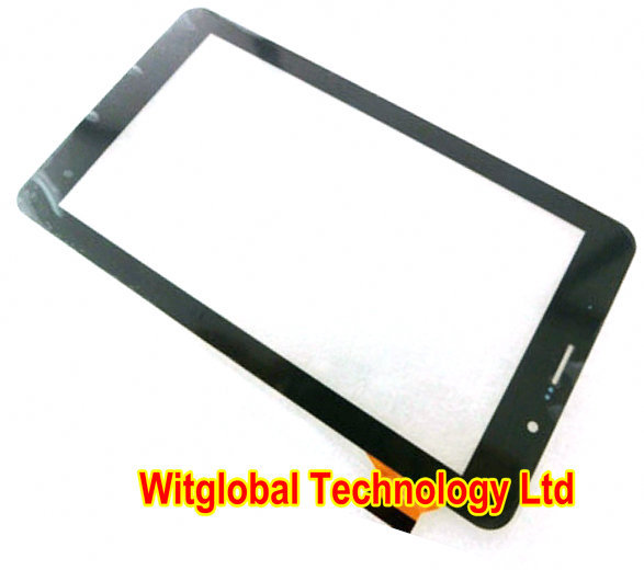 Black/White New 7 inch Tablet PG70125A1 Touch Screen Touch Panel Digitizer Glass Sensor Replacement Free Shipping new black 10 1 t100 tablet mglctp 157 dlw ctp 037 touch screen digitizer glass touch panel sensor replacement free shipping