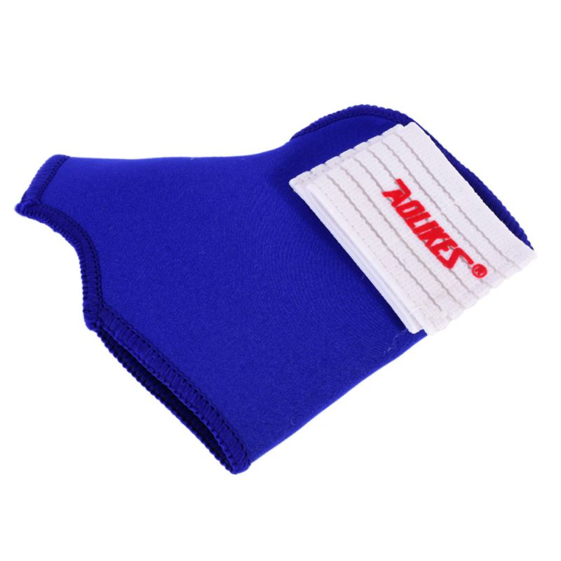 Elastic Gym Thumb Wrap Wrist Palm Splint Supports Sport Gloves Elastic Brace Training