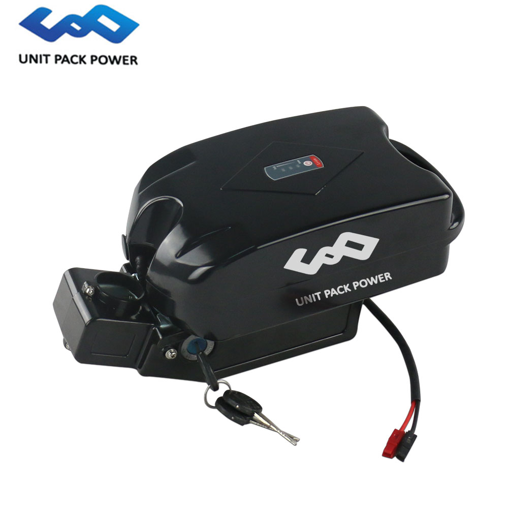 EU US No Tax 48v 14Ah Li ion Battery 48V Seat Post Battery with Sanyo Cell Fit for 48V 1000W 750W Electric Bike motor eu us no tax 1500w 51 8v li ion battery 52v 14ah e scooter battery 52v 14ah ebike battery use sanyo ncr18650ga 3500mah cell