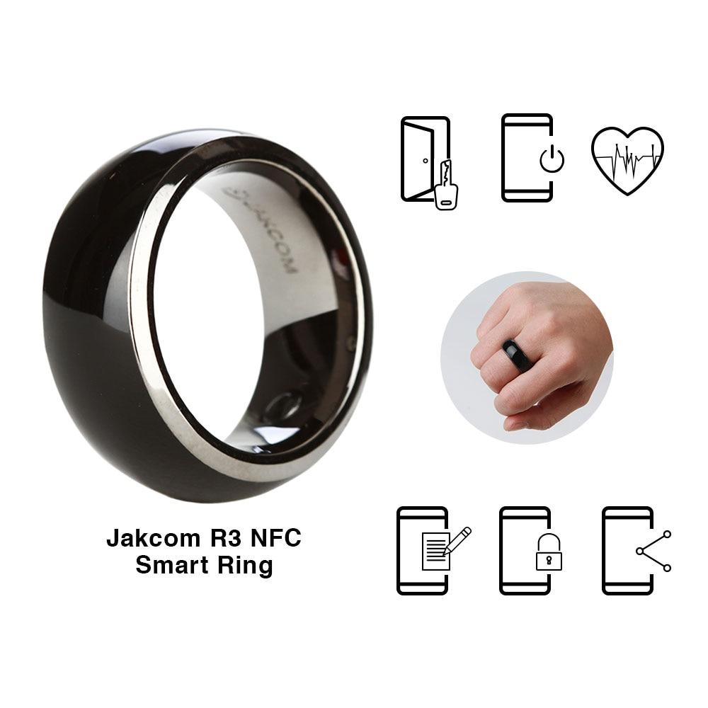 Timer, NFC, Phone, Smart, Finger, Rings