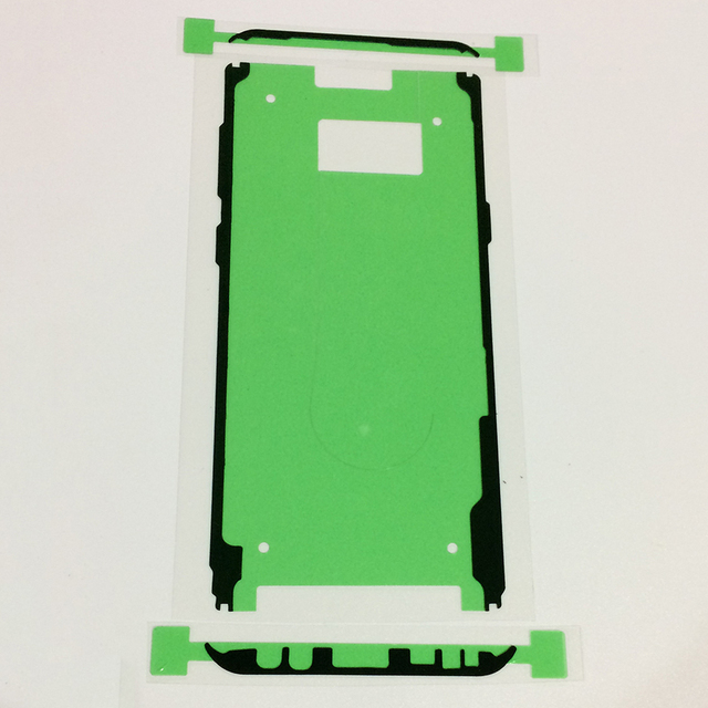 100Pair/lot LCD Screen Middle Frame Bezel Double Sides Pre cut ...