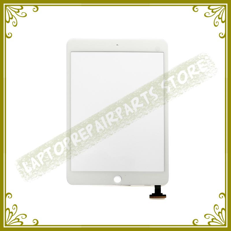 Tested New Genuine 7.9 Inch For Ipad Mini 3 Digitizer Touch Front Glass LCD Panels Screen Repair Parts White Black Replacement promotion 6pcs embroidery baby bedding set quilt pillow bumper bed sheet crib bedding set include bumper duvet bed cover