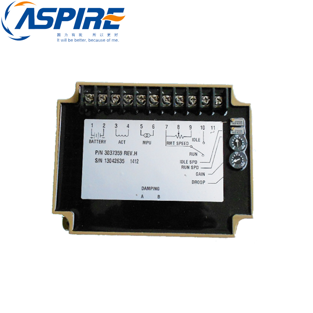 Free Shipping EFC3037359 Speed Controller Unit 3037359