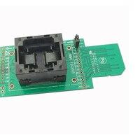 EMMC169 et 153 à SD test stand lignes de Données sd carte Programmeurs BGA socket brûleur montage d'essai