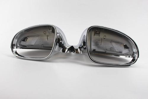 Brand New Chrome Pair Electroplate Rearview Mirror Cover Right & Left Side For VW Golf MK5 Jetta 2006-2010 1K0857537 1K0857538