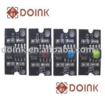 free shipping For Konica Minolta bizhub C203/C253 compatible toner chip