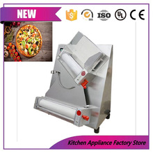 New design electric high speed press pizza dough machine/pizza crust making pressing machine