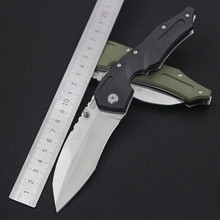 Hot Sale Survival Knife JEF Folding 440 Blade Knife G10 Handle Pocket Hunting Knifes Tactical Knives Camping Outdoor EDC Tools