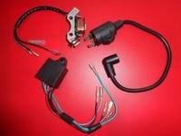 ET950 High Voltage Set Ignition Coil Ignitor For YAMAHA Generator TG950 High Voltage Set For TIGER