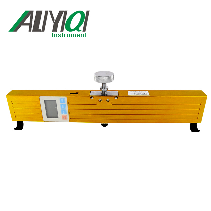 Elevator wire rope tension meter tester equipment easy carry simple operation DGZ 3000 electronic test equipment