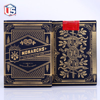 1pcs Monarch Deck T11 Deck Magic Cards Playing Card Poker Close Up Stage Magic Tricks For