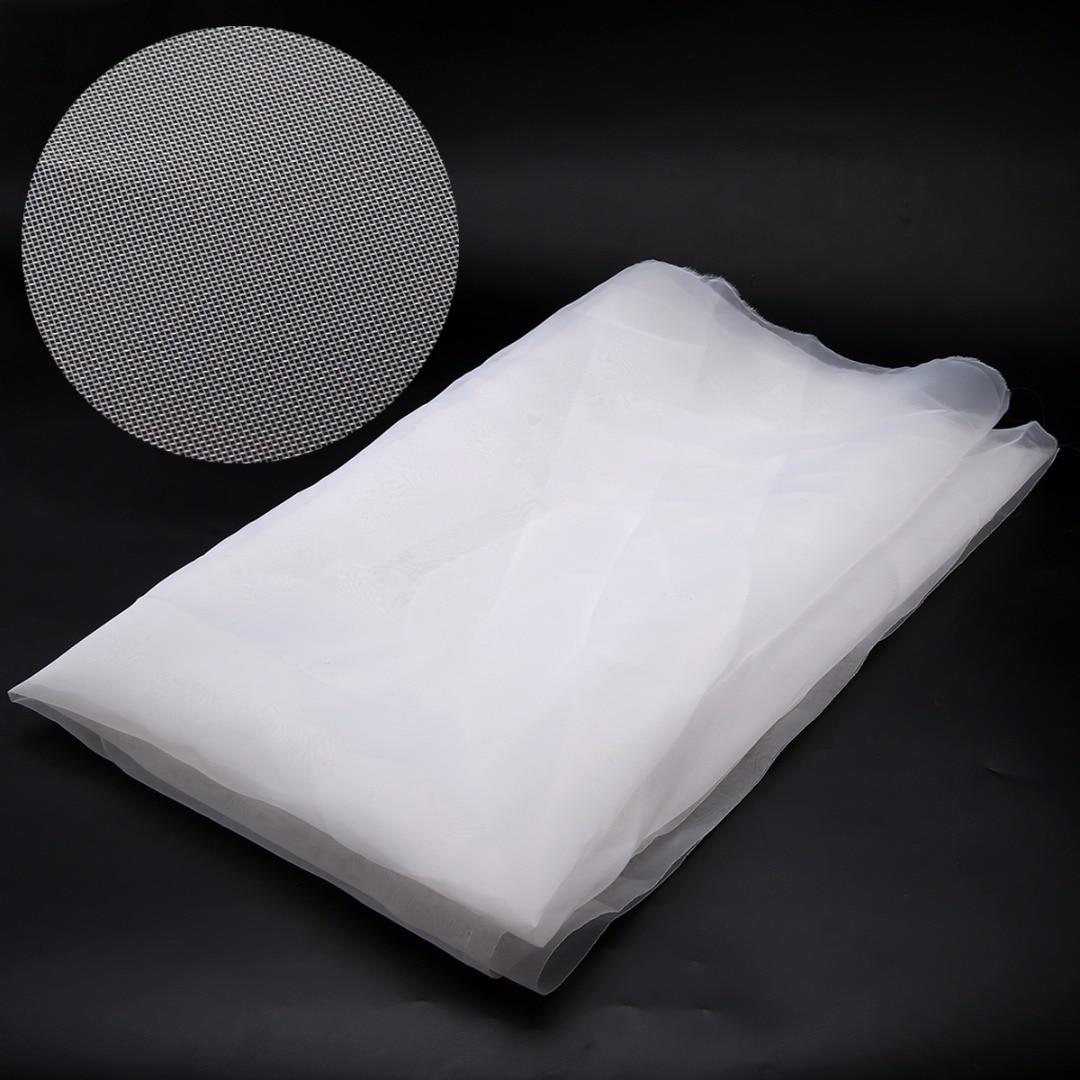 1pc 43T 110M Screen Printing Mesh 100*127cm Polyester Silk Screen Printing Mesh Fabric For Handwork DIY Craft