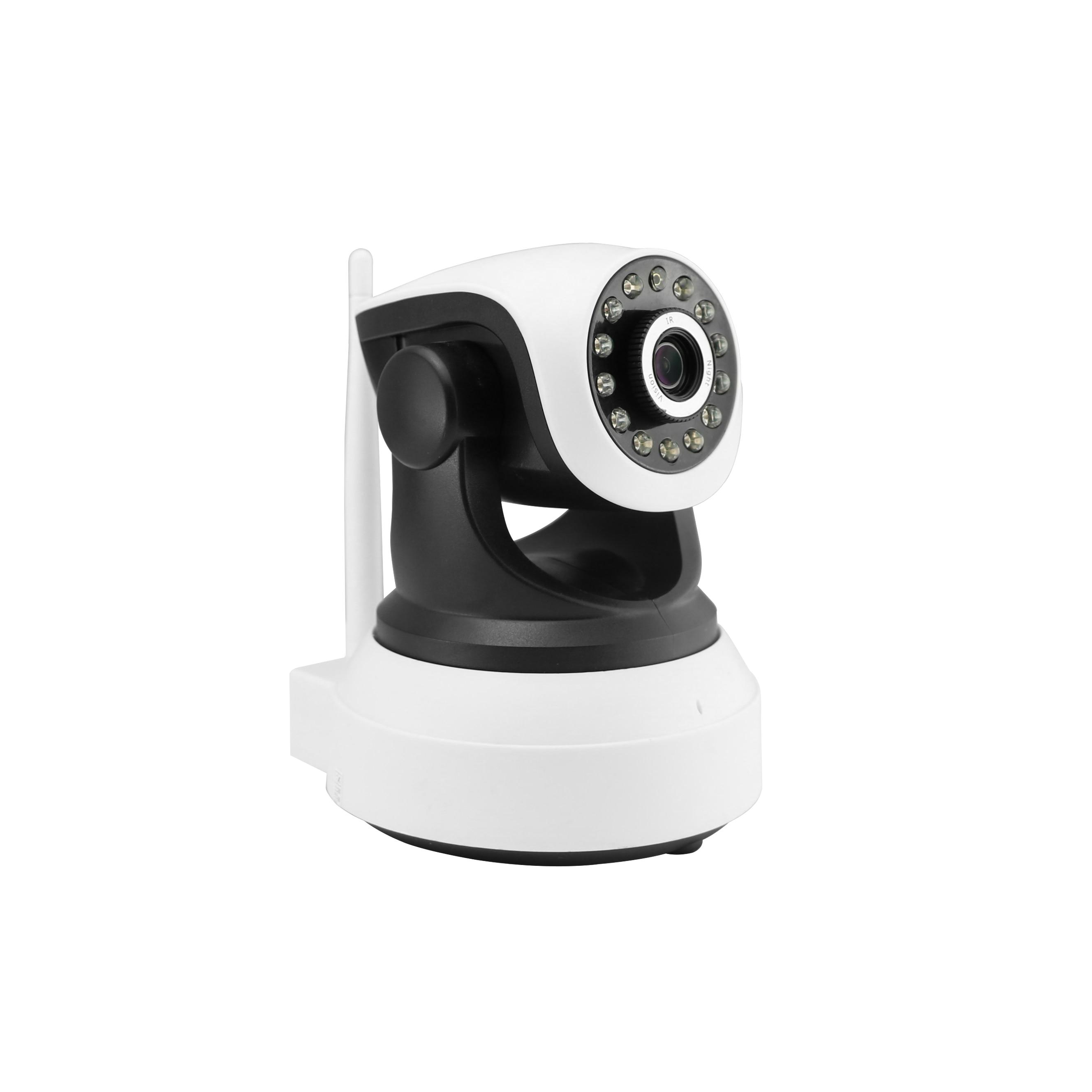Caméra ip sans fil HD 1080P caméra de surveillance à domicile ptz wifi deux voies audio sd/tf fente pour carte p2p onvif 720P webcam