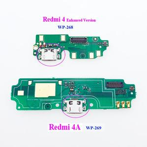 Док-станция cltgxdd Micro USB для зарядки, гибкий кабель, плата для порта с микрофоном, модуль для Xiaomi Redmi Hongmi 4 4pro 4A 4X
