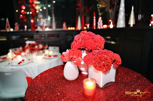 Shinybeauty красный блесток Свадебная скатерть 108 Круглый блесток скатерть, 275 см блесток ткани круглый для партии украшения