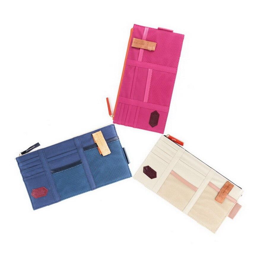 High Quality Organizer Bag Pouch Card Holder Credit Card Car Sun Visor Storage Point Pocket Documents Newest Hot Selling