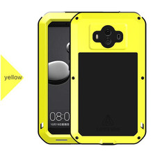 Love Mei Metal Case For Huawei Mate 10 Mate 10 Pro Aluminum Armor Shockproof Waterproof Cover For Huawei Mate 10 / Mate 10 Pro for huawei mate 10 pro new 100