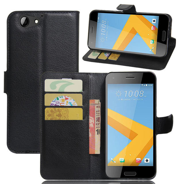 separation shoes 39582 36d1b US $2.98 |9 Styles PU Leather Case Cover For HTC One A9S Case Flip Wallet  Cell Phone Coque For HTC A9S Cover With Card Holder Stand Bag-in Wallet ...