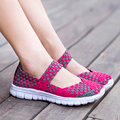 newest ebay HOT Get Fit women gym sport shoes slip on Memory Foam trainers shoes comfort girls mom wedge Pregnant flats