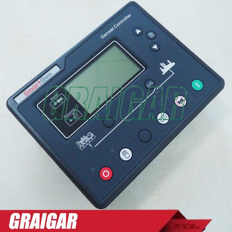 New Smartgen Generator Controller HGM7210 Genset ControllerNew Smartgen Generator Controller HGM7210 Genset Controller