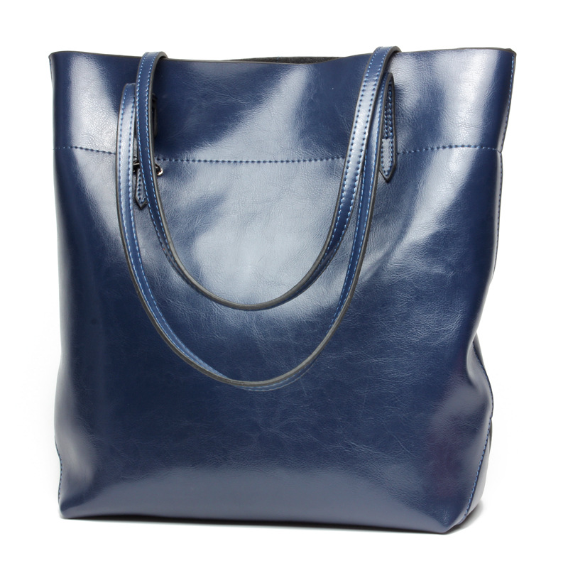 Genuine Leather Bags Ladies Real Leather Bags Women Handbags Casual Tote High Quality Large Capacity Female Fashion bolsa genuine leather bags ladies real leather bags fashion vintage women handbags casual chain shoulder bag female fashion bolsa 2017