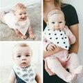 Модули hot! 2016 супер мило унисекс детские нагрудники 4 шт./лот новорожденного кормления одежда хлопок высокого качества