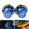 For BMW S1000RR HP4 S1000R S1000XR S1000 8MM Motorcycle CNC Aluminum Swingarm Spools Slider Stand Screws
