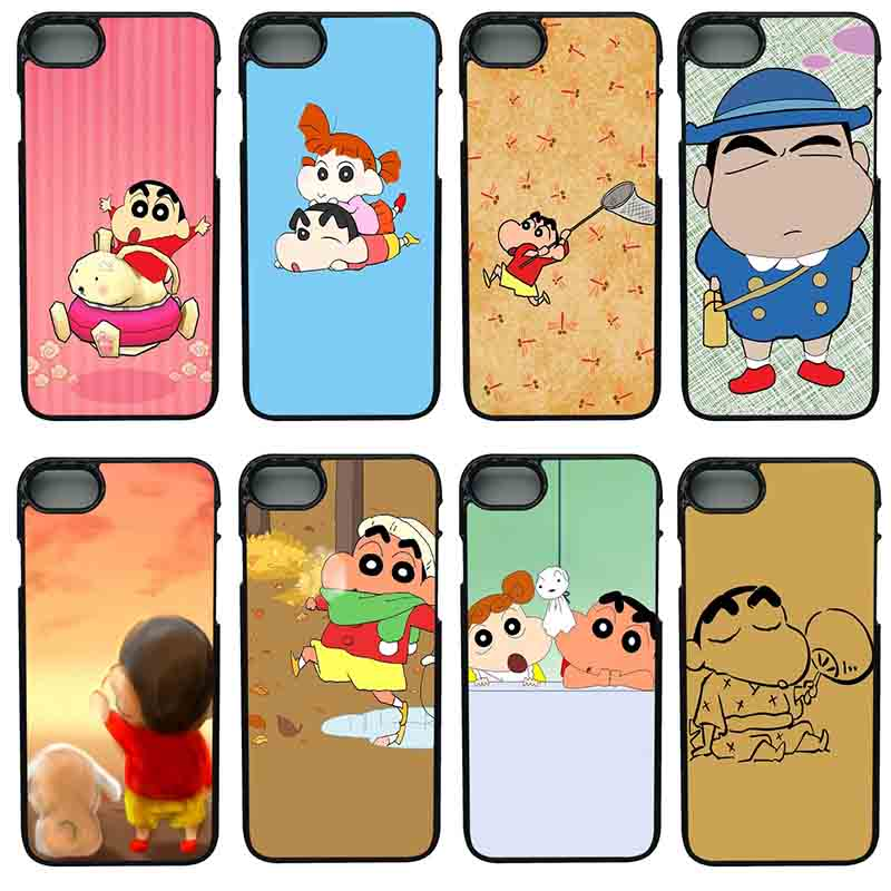 Crayon Shin Chan Elephant Dance Style Phone Cases Hard