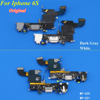 1PCS New Repair Parts For IPhone 6s 4 7 Charging Port Charger Dock Connector Flex Cable