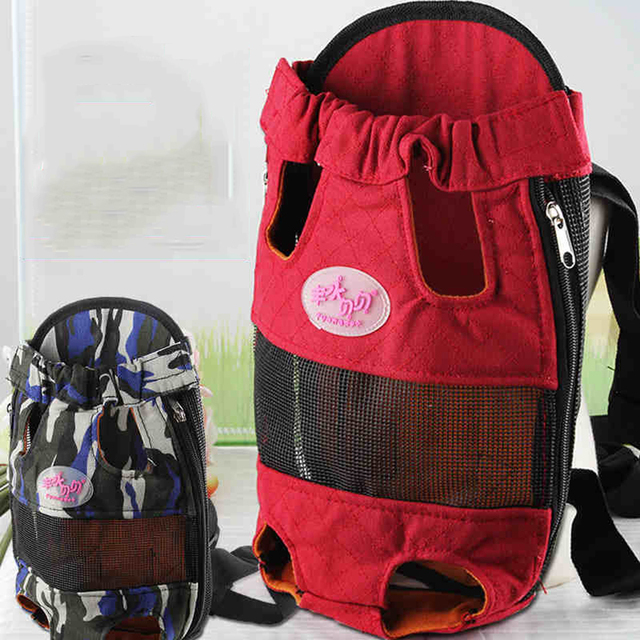 Supplies Pet Dog Bag Back Carriers Puppy Handbag Dogs Pets Accessories Portable Products Mascotas Small Dog Backpack 50B0084