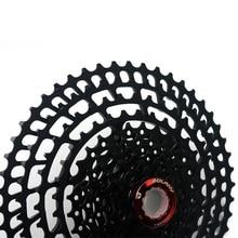 11-50T 11 speed MTB bike cassette mountain width ratio freewheel