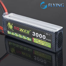 A+ Lithium-ion 14.8V 4S 3000mah 25C Lipo Battery Power for RC Helicopter Plane Boat