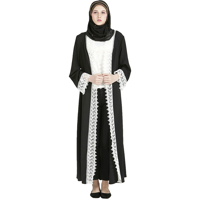 Babalet Elegante Modesto Musulmán Ropa Islámica Dubai Formal ...
