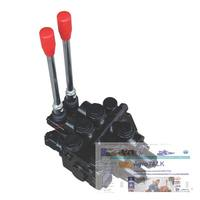 Dongfeng DF554 tractor parts, the multi ways valves control, part number: ZD5 L10E T/00 1