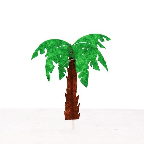 Coconut tree Monkey 1st birthday decorations 5c64f9ae5e4e1