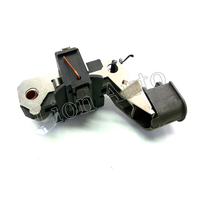 Лев Регулятор Генератора Щетки Для Mitsubishi Fuso 24 Вольт Замыкания 28.6 В A866T06870