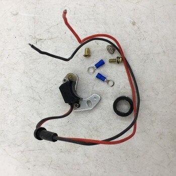 Kit de conversión de encendido electrónico SHERRYBERG compatible con Peugeot 404 y 504 M48, distribuidor CITROEN