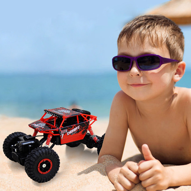 1/14 2.4 GHZ 4WD Rádio Controle Remoto RC Carro Off Road ATV buggy monster truck off-road crawler truck carro de drift rc toys