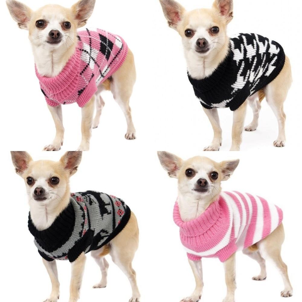 XS -XXL HOT CHEAP NEW DOG Sweater Pet Sweater de varios colores de - Productos animales - foto 2
