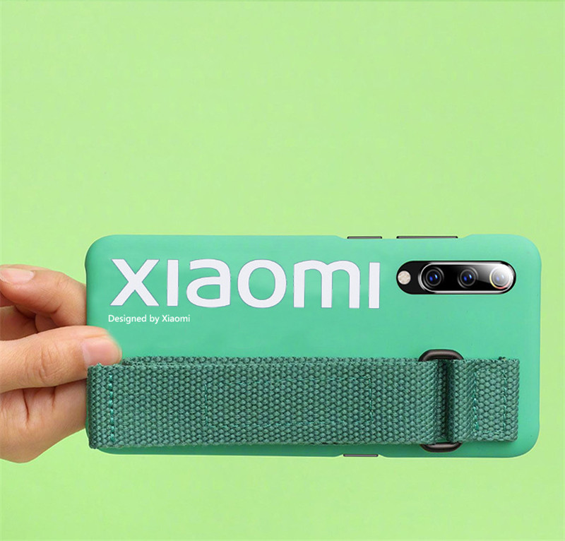 Image 5 - Original xiaomi mi 9 8 se Redmi note 7 case ultra thin matte back cover for mi9 mi8 street style case hand strap fashion cases-in Half-wrapped Cases from Cellphones & Telecommunications