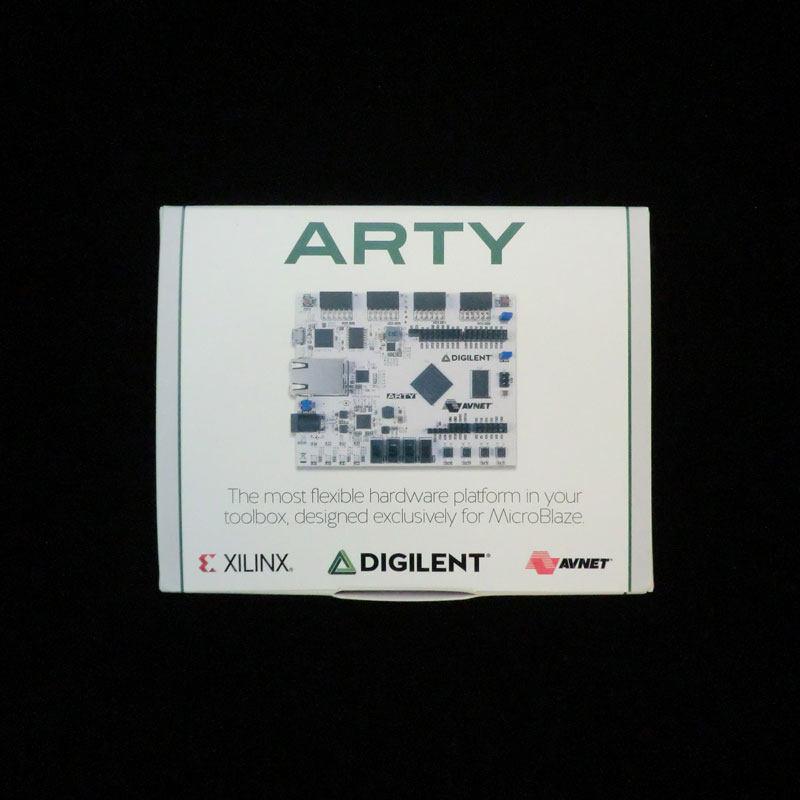 Original Arty Artix-7 spot 410-319 FPGA development board Digilent Xilinx  Artix-35T